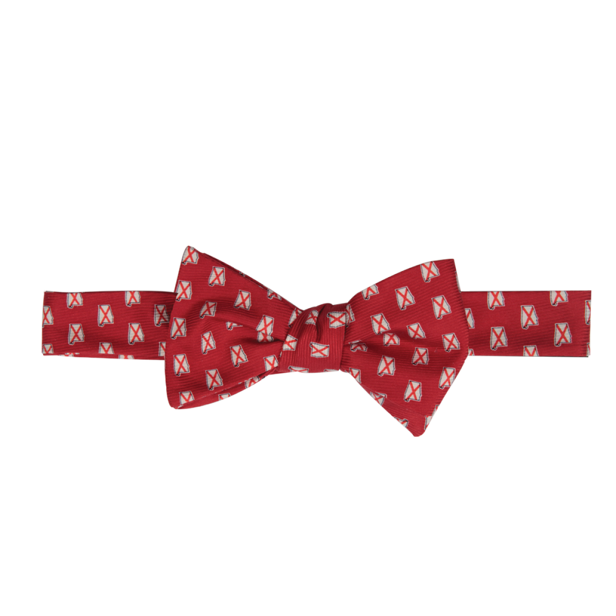 AL Traditional Red Bow